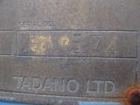 Tadano Z305SL Код контейнера АС - 000002770